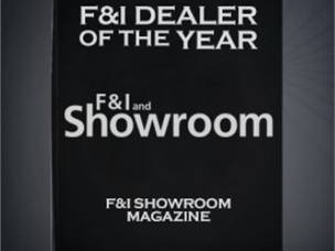 F&I Dealer of the Year Nominations Now Being Accepted