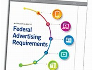 NADA Issues Compliance Guide on Federal Advertising Rules