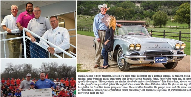 F i and showroom names 2018 f i pacesetters top news for Cecil atkission motors kerrville chevrolet cadillac and buick