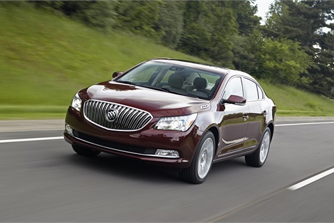<p><strong>Buick topped the list of marques ranked by Lending Tree, which sought to determine which vehicles used-car buyers will stretch their finances the furthest to afford. </strong><em>Photo courtesy General Motors Co. </em></p>