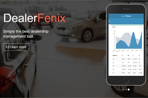 DealerFenix is a new system designed to help dealers improve, streamline and automate processes.