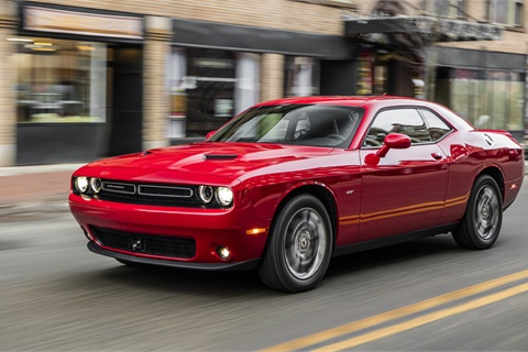 A 9 Increase In Transaction Prices For The Dodge Challenger Helped Push Fiat Chrysler To