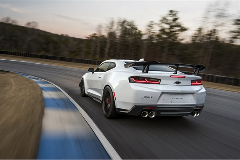 <p><strong>Interest in the new Camaro helped Chevrolet outmuscle Ford in Jumpstart Automotive Media's latest rankings of consumer interest. </strong><em>Photo courtesy General Motors Co.</em></p>