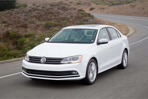 An increasing number of searches for the Jetta and other Volkswagen models is good news for the German OEM as it recovers from last year's diesel emissions scandal. Photo courtesy Volkswagen of America Inc.