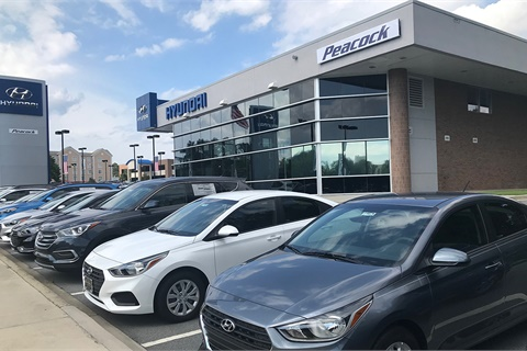 Peacock Automotive Has Acquired The Former Jim Hudson Hyundai And Genesis  Of Columbia, S.C. Photo