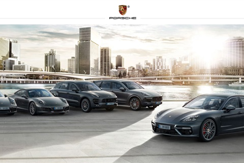Porsche outperformed every other major manufacturer in J.D. Power's most recent ranking of OEM websites.