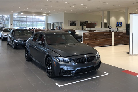 New Country BMW has unveiled the new sales and service centers produced by a $6.5 million renovation that began 18 months ago. Photo courtesy New Country BMW
