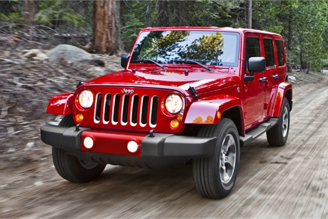 The Jeep Wrangler has been one of the most popular vehicles among Autotrader users since the site launched in 1997, edging out the Ram 1500/2500 for the No. 3 slot behind Ford and Chevrolet's flagship pickups. Photo courtesy FCA US LLC
