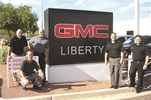 <p>Liberty GMC</p>