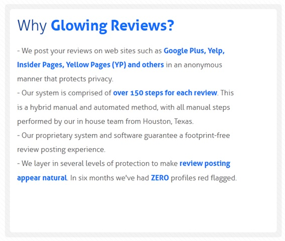 GlowingReviews.co