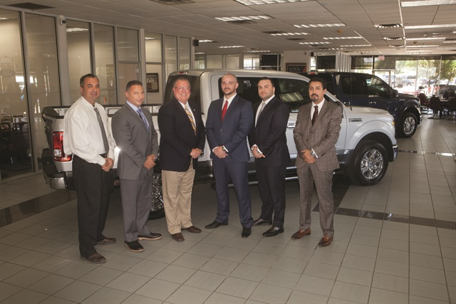 Five Star Ford Lewisville >> Five Star Ford Of Lewisville Wins F I Dealer Of The Year Award