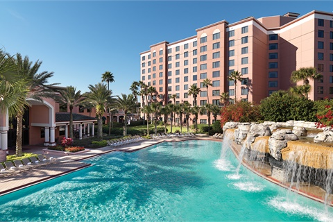 The sixth annual P&A Leadership Summit will be held Oct. 8–10, 2018, at the Caribe Royale Orlando in Orlando, Fla. Photo courtesy Caribe Royale