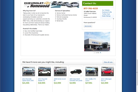 "Customers in the Chicago area can now link to certain dealers' ratings and reviews through KBB.com. The vehicle valuation site also allows customers to visit dealers' social media pages. This is all part of an effort 'to allow dealers to put their best foot forward,' said KBB President Jared Rowe. ""Through our research, we've found that consumers have much more to consider than price."""