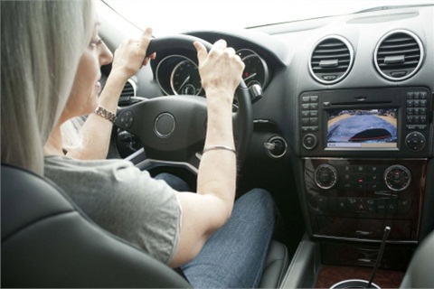 New car technologies help enhance driving abilities and promote safe driving (Photo: Business Wire)