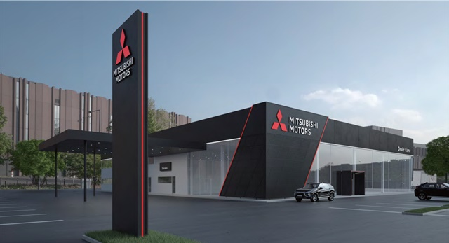 Mitsubishi Motors North America Inc. (MMNA) Announced A New Dealer Visual  Identity Program That Will Take Effect Later This Year. As Part Of The  Initiative, ...