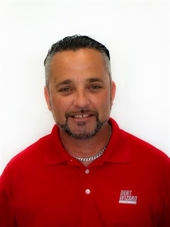 Paul Spears, regional operations director for Dent Wizard's Mid-South Region.