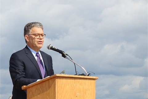 <p>U.S. Sen. Al Franken (D-Minn.) is leading an effort by more than 50 members of Congress to spur the CFPB into eliminating the use of forced arbitration clauses in consumer financial service contracts.</p>
