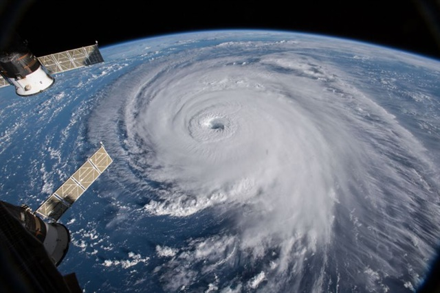 <p>The area of Carolinas affected by Hurricane Florence is less densely populated than storms that reached Texas and Florida last year.</p> <p>Photo via Flickr: <a href=