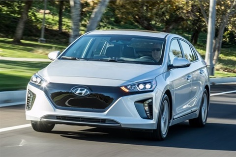 <p><em>Photo of 2017 Ioniq Electric courtesy of Hyundai.</em></p>