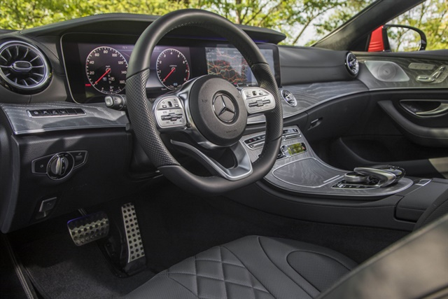 Mercedes-Benz will offer three tiers in its subscription service, but hasn't announced which vehicles would fall into the tiers.Photo courtesy of Mercedes-Benz USA.