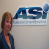 Cathy Krusinski, national sales manager for Accelerated Service International