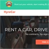 HyreCar Offers Turnkey Carshare Program to Dealers