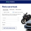 eBay Motors Integrates TrueCar Shopping Tools