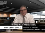 F&I Tip of the Week: The Proper Disclosure