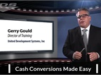 F&I Tip of the Week: Cash Conversions